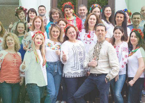Вишиванка – генетичний код українця